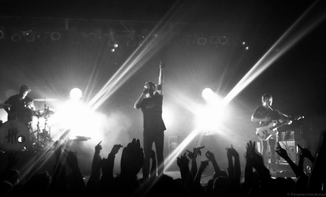 New Politics at the Webster Theater, CT, 11.30.14