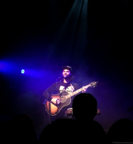 Shakey Graves at Lincoln Hall, 12.3.14