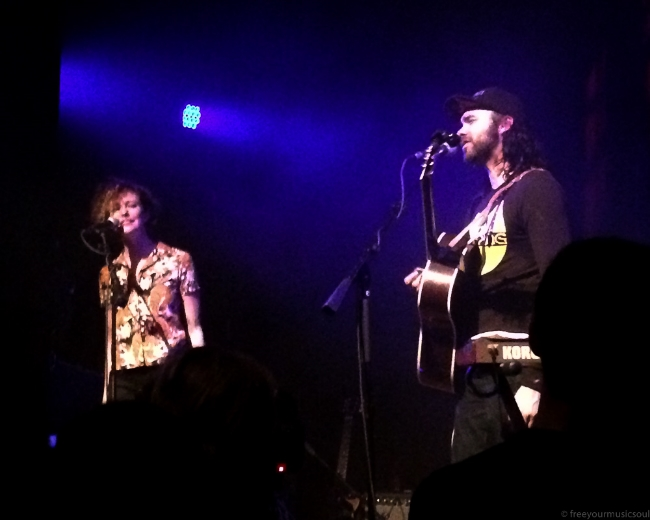 Esme Patterson &   Shakey Graves at Lincoln Hall, 12.3.14