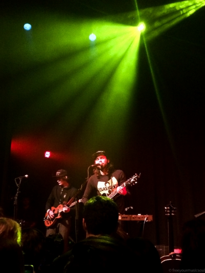 Shakey Graves & Pat O'Connor, at Lincoln Hall, 12.3.14