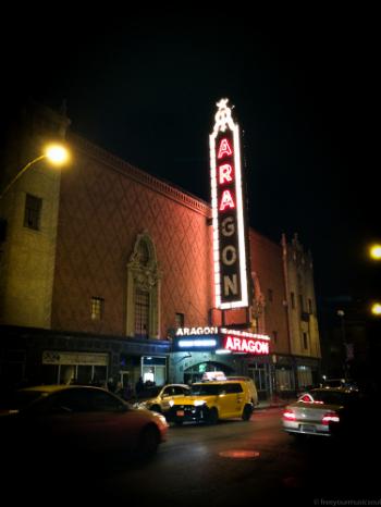 Aragon Ballroom, Uptown, Chicago