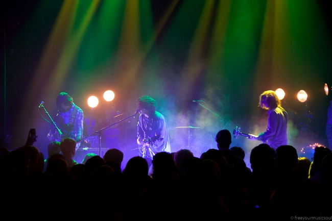 The Districts at Lincoln Hall, 2.20.15
