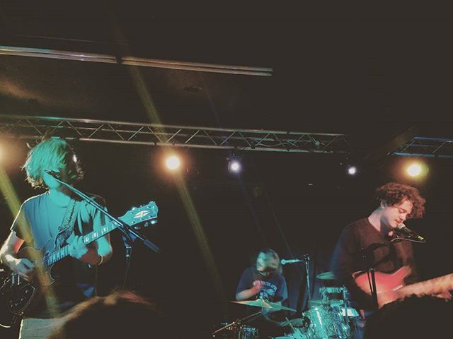 The Districts at The Outer Space, Hamden, CT // 08.08.17 . . . . @thedistrictsband @theouterspacect #FYMS #livemusic #altrock #indierock #CT #TheDistricts