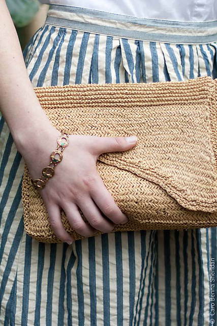 Carmel Clutch for twist collective Spring/Summer 2010