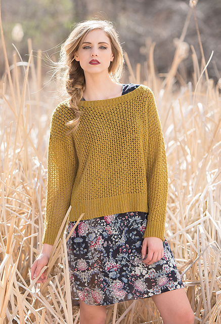 Cormac Sweater for Knitscene Fall 2015