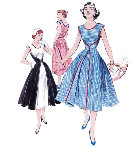 The Walkway Dress