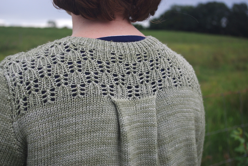 Prairie Wife Cardigan