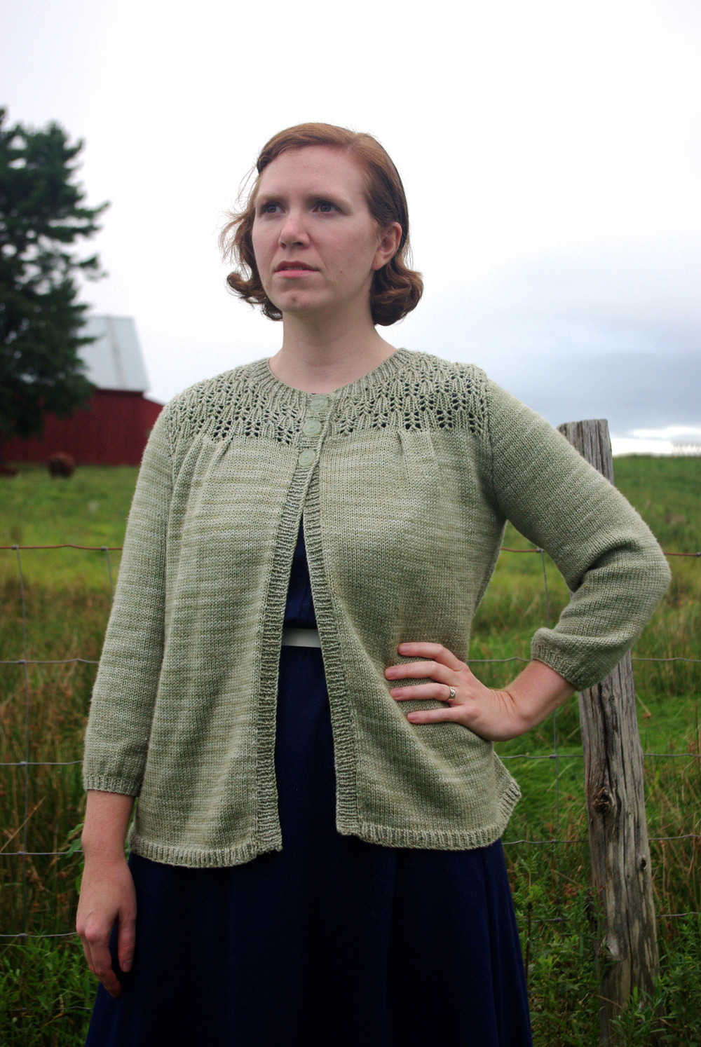 Prairie Wife design by Leah B. Thibault for Ms. Cleaver Creations