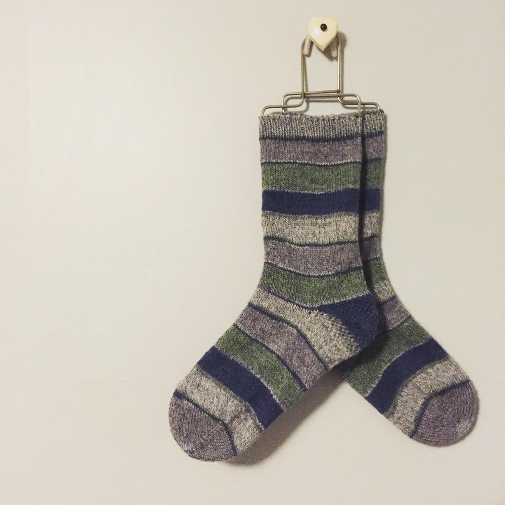 Hubby socks