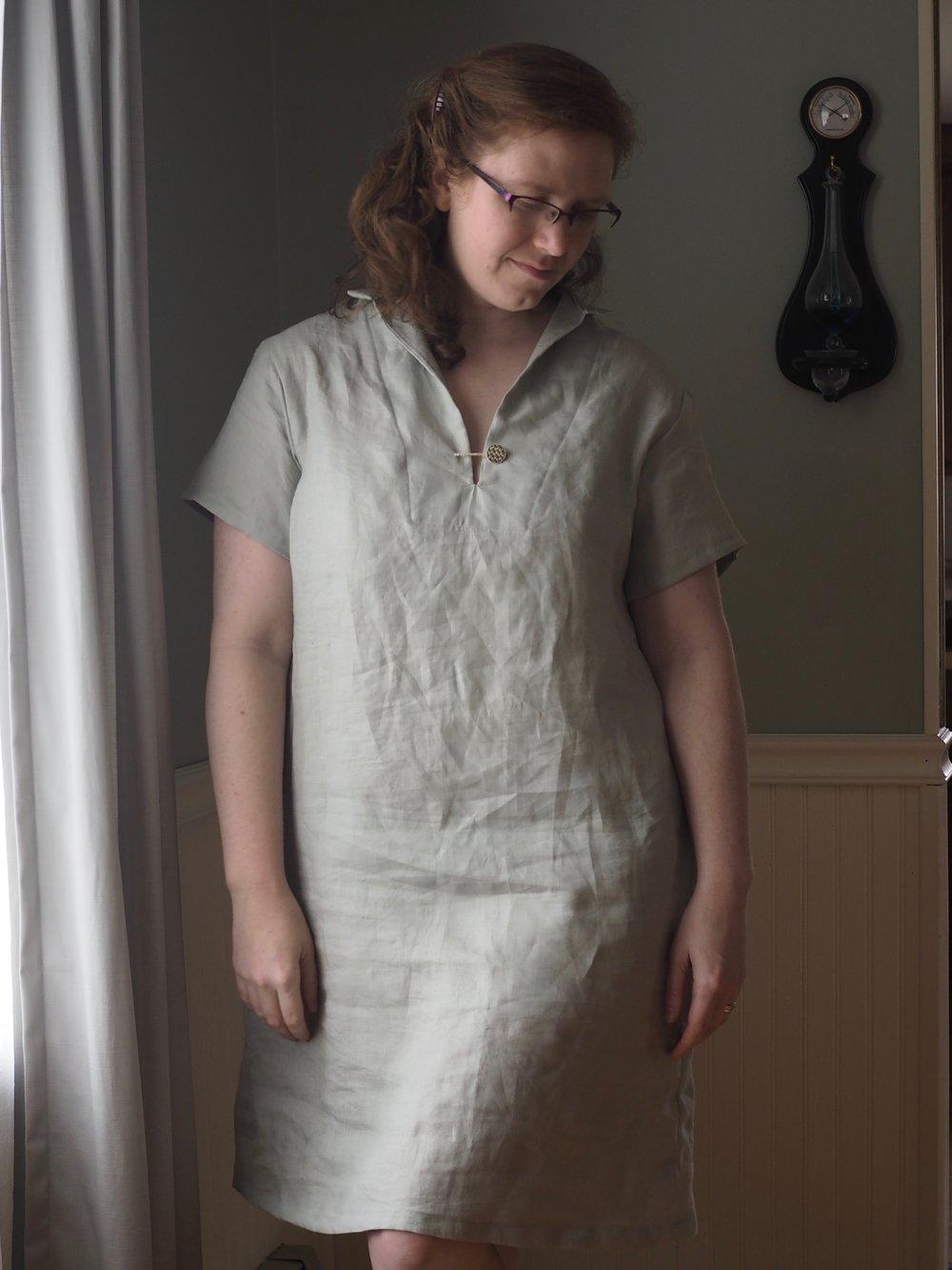 Heidi Pullover Dress