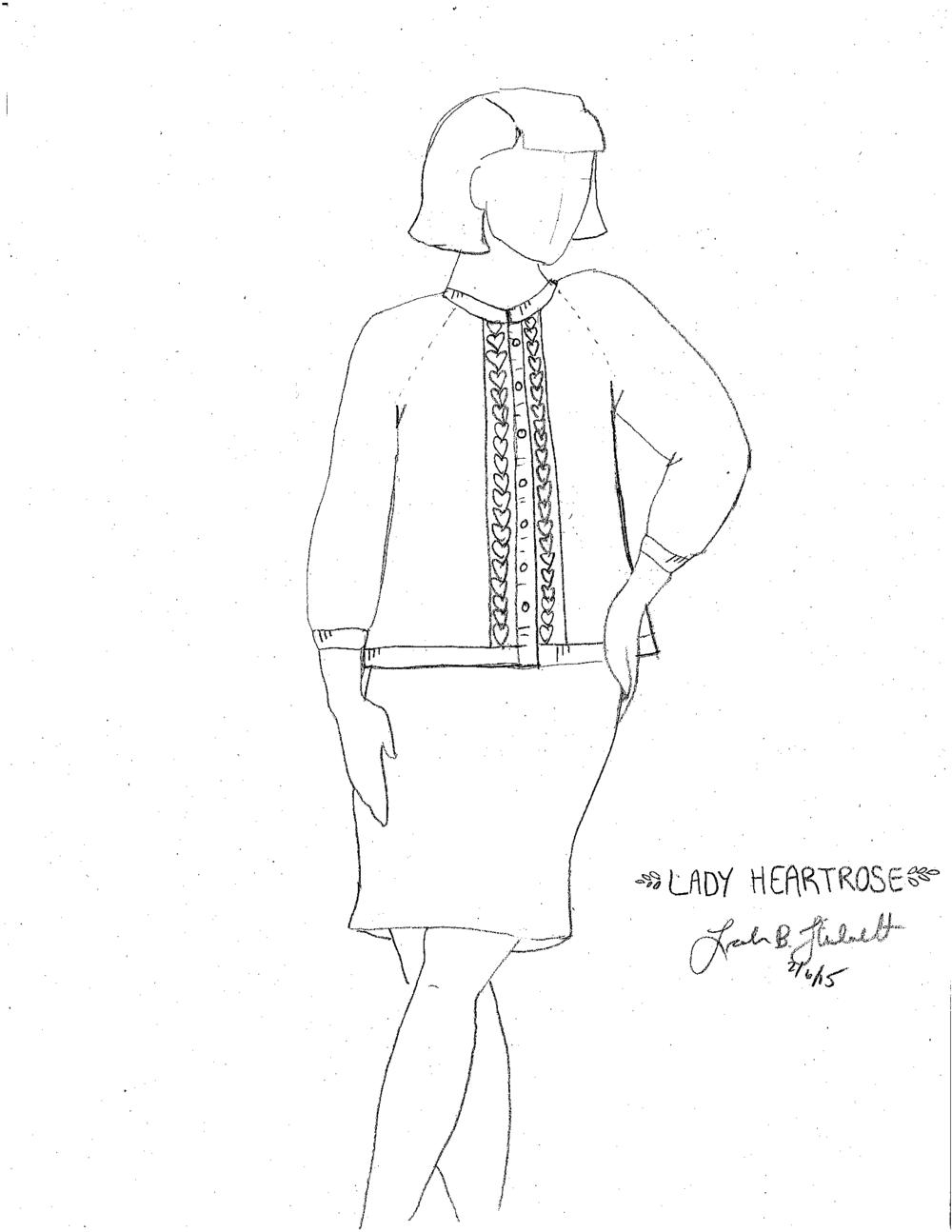 Lady Heartrose
