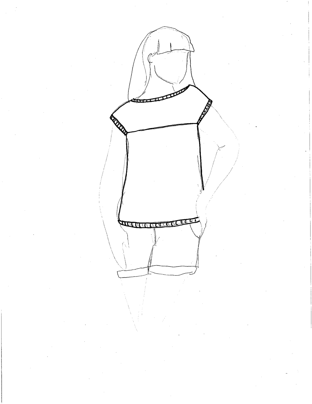 Atlee Original Sketch