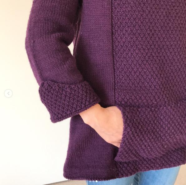 Kaeryn - knit by sweepea