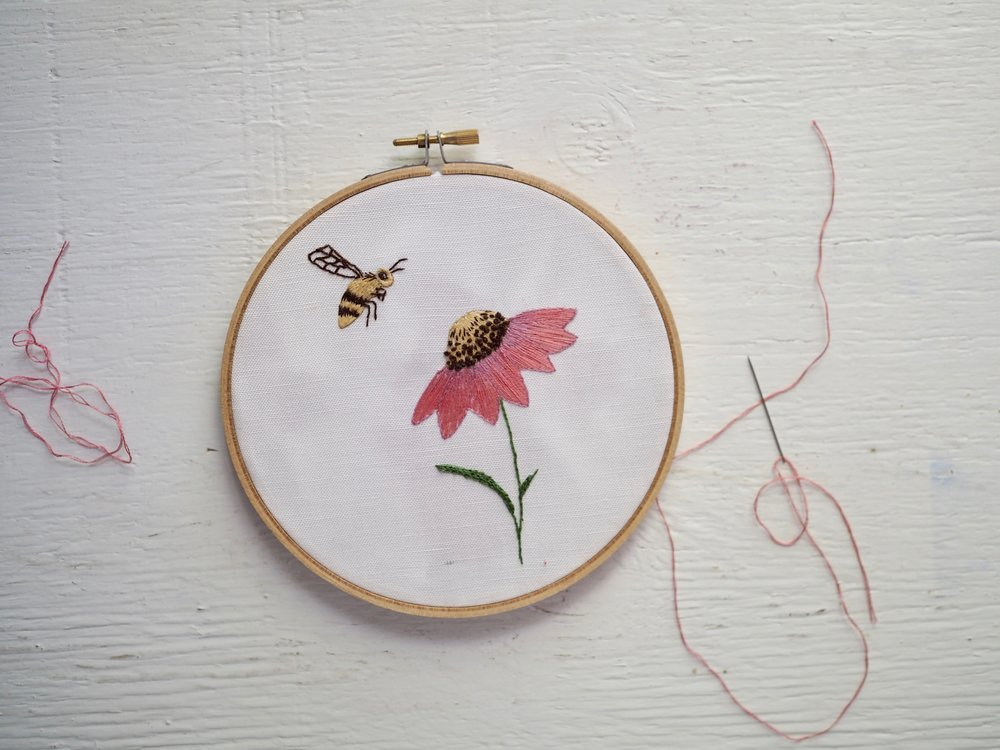 Embroidery 101 Tutorial