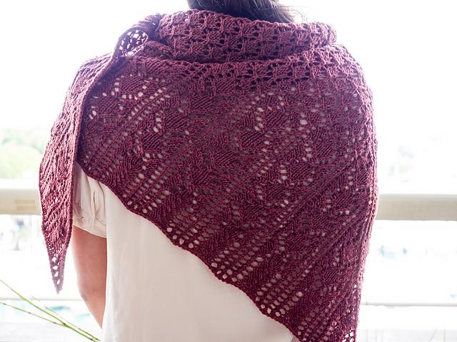 Alaria - knit by StephanieArrese