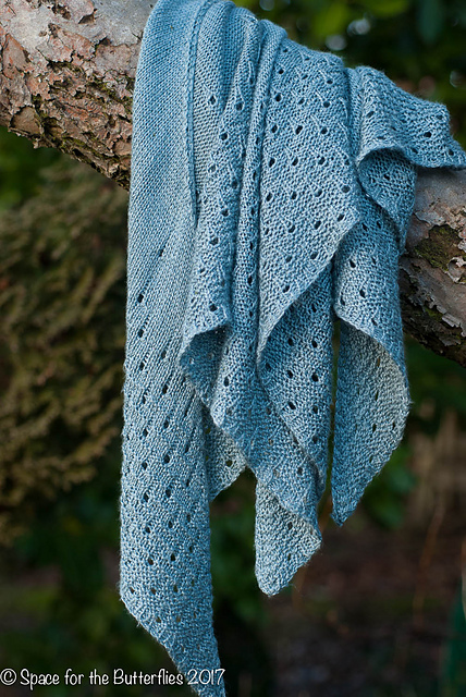 Summer Rain knit by Carie May