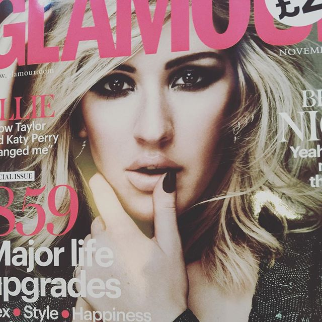 I'm in it, innit 😜 #glamour #glamouruk