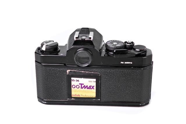 Nikon FM  5356