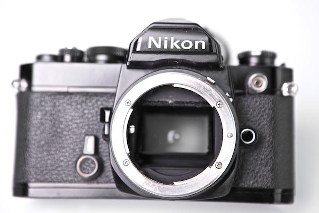Nikon FM  5358