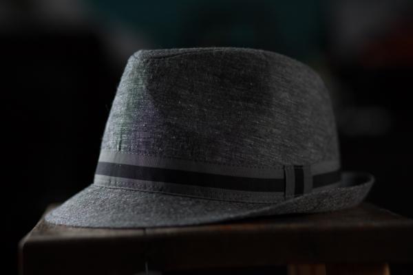Ferry Knijn hoed