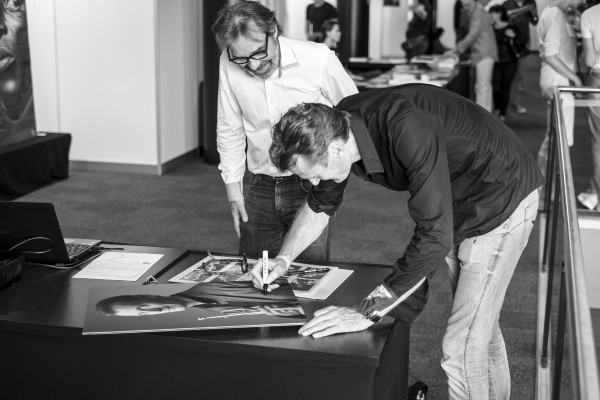 Ruud Breuls Signing