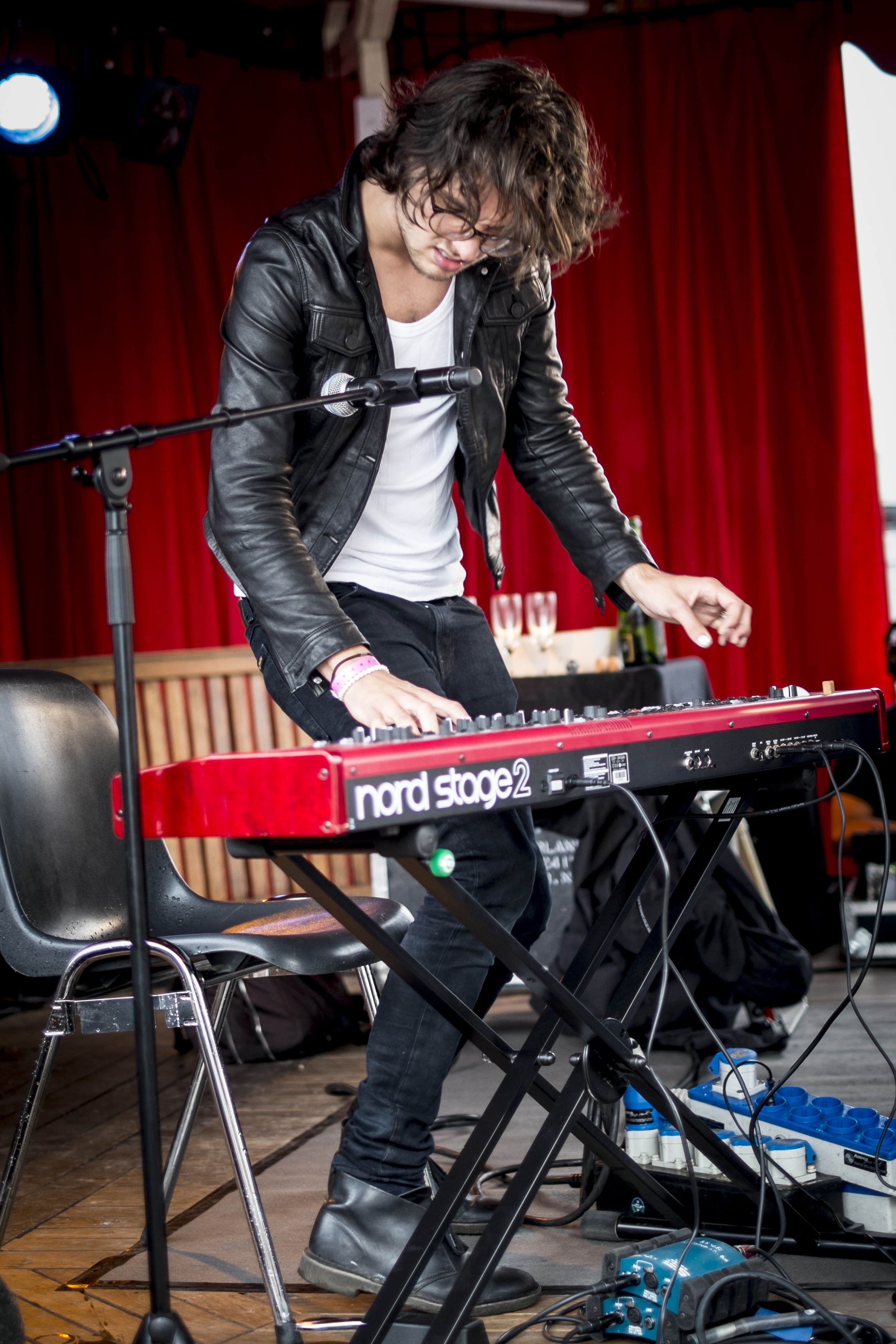 Jett Rebel at North Sea Jazz-