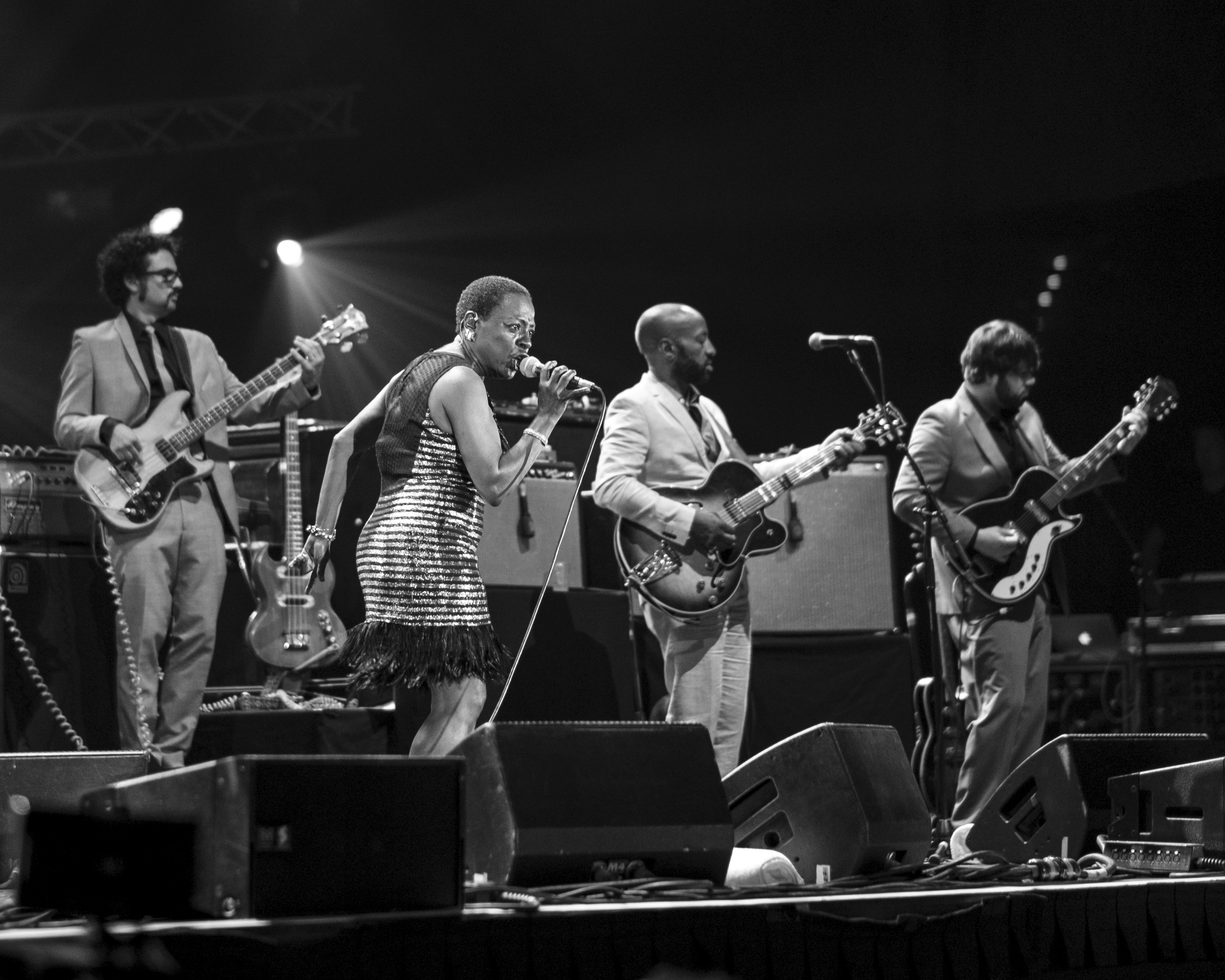 The DapKings at North Sea Jazz festival 2014