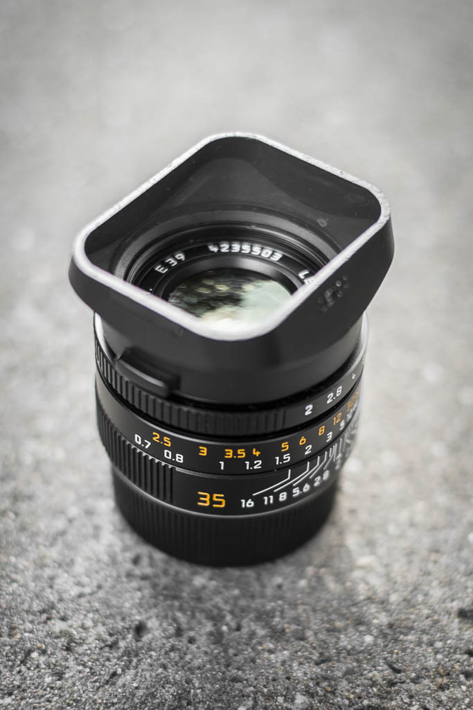Leica Summicron 35 f2.0