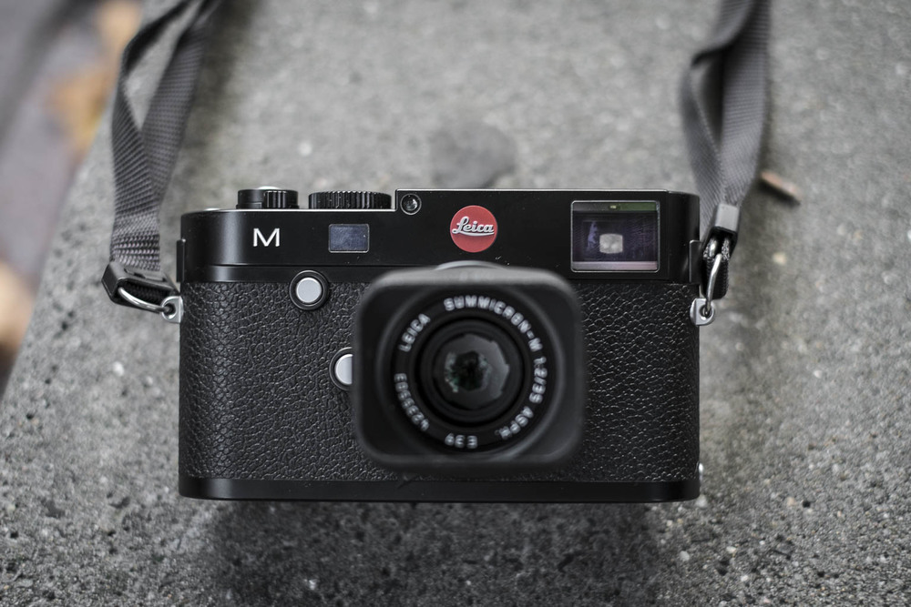 Leica M type 240 review