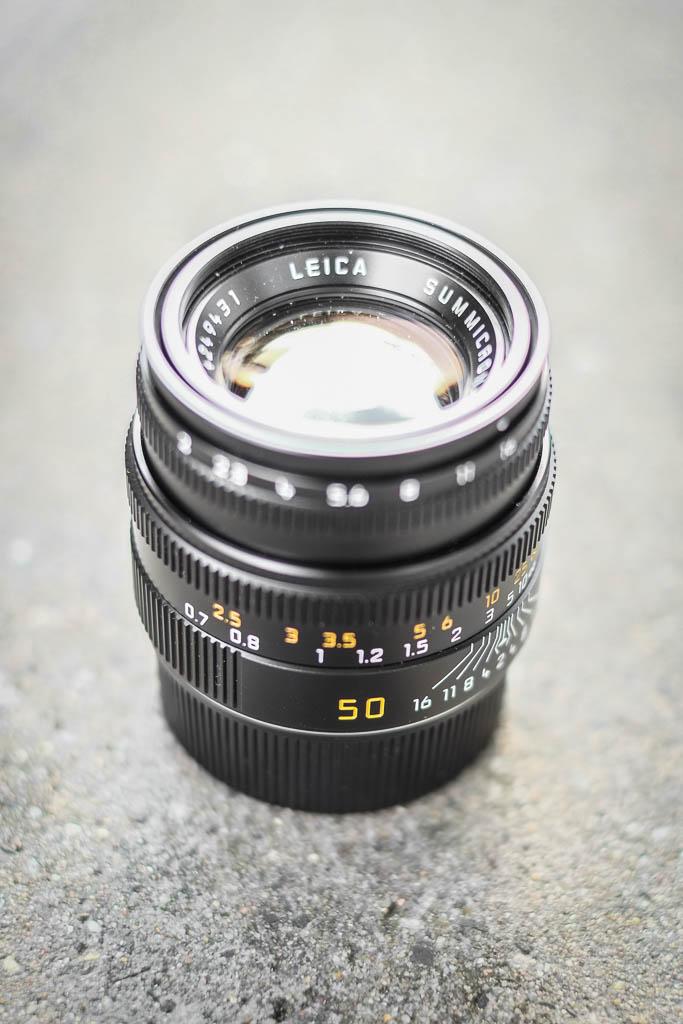 Leica Summicron 50mm f2.0 ASPH