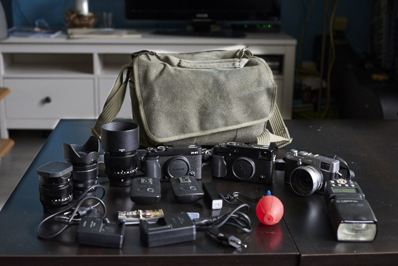 Thinktank retrospective 7 with Fuji gear