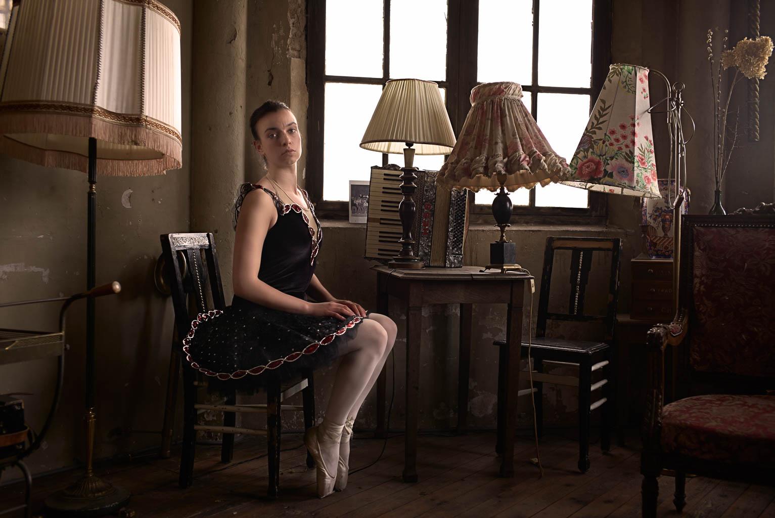 Ballerina ballet photography Leica M