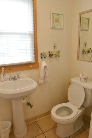 Lucky Horseshoe Cabin #20 - Interior Bathroom.JPG