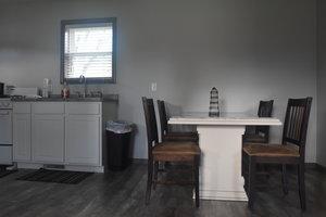 Lucky Horseshoe Cottage #17 - Interior Dining Area.JPG