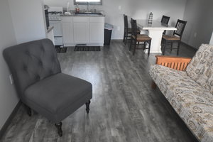 Lucky Horseshoe Cottage #17 - Interior Living Area.JPG