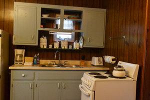Lucky Horseshoe Cottage #16 - Interior Kitchen.JPG