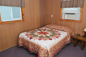 Lucky Horseshoe Room #27 - Interior (1) Full Size Bed.JPG