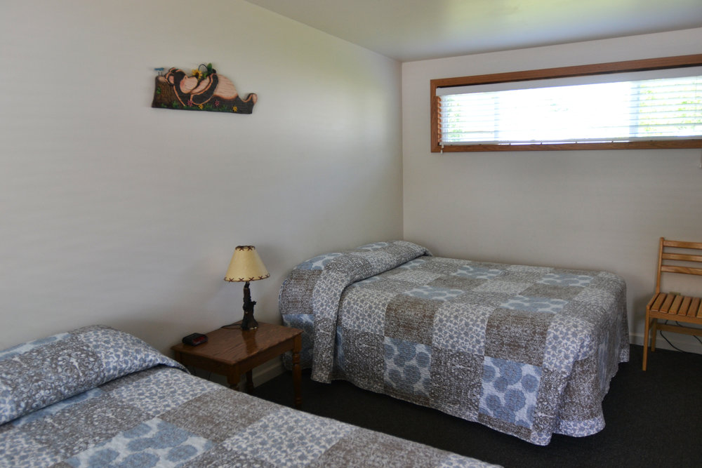 Blue Spruce Motel - Room Number 4 - Interior Bed.jpeg