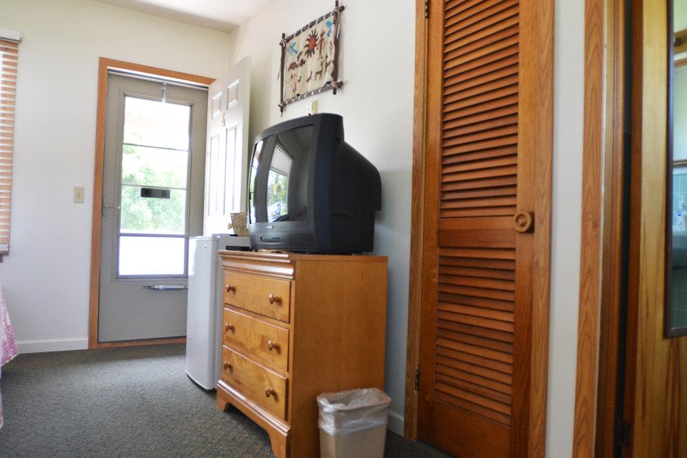 Blue Spruce Motel - Room Number 5 - Interior TV.jpeg