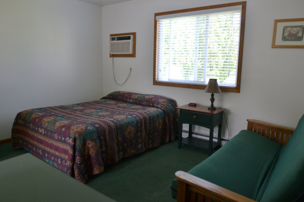 Blue Spruce Motel - Suite Number 7 - Interior Bed and Futon.jpeg
