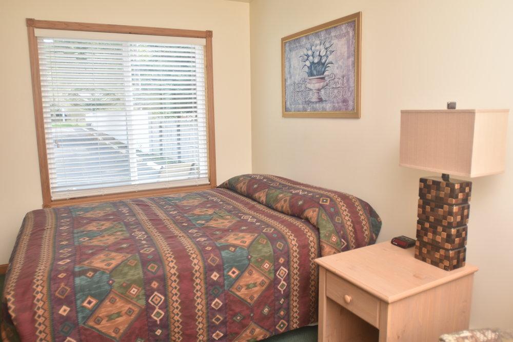 Blue Spruce Motel - Room Number 8 - Interior Bed - Barrier Free.jpeg