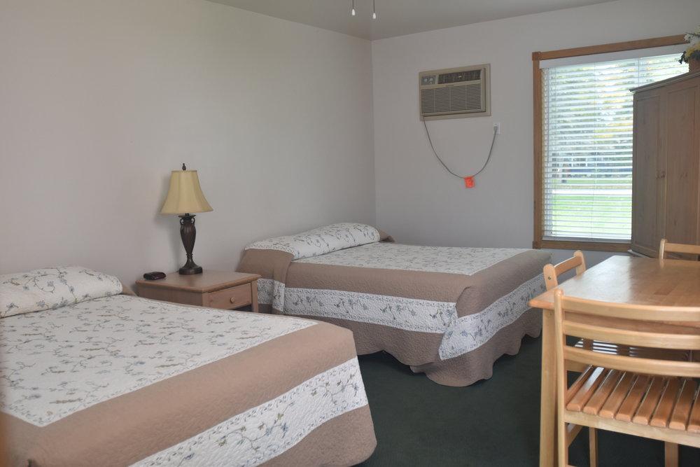 Blue Spruce Motel - Room Number 10 - Interior Beds.jpeg