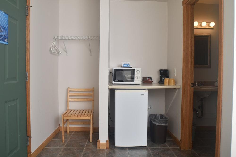 Blue Spruce Motel - Room Number 11 - Interior Fridge.jpeg