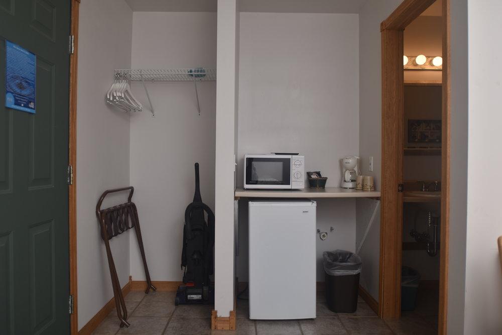 Blue Spruce Motel - Room Number 13 - Interior Fridge.jpeg