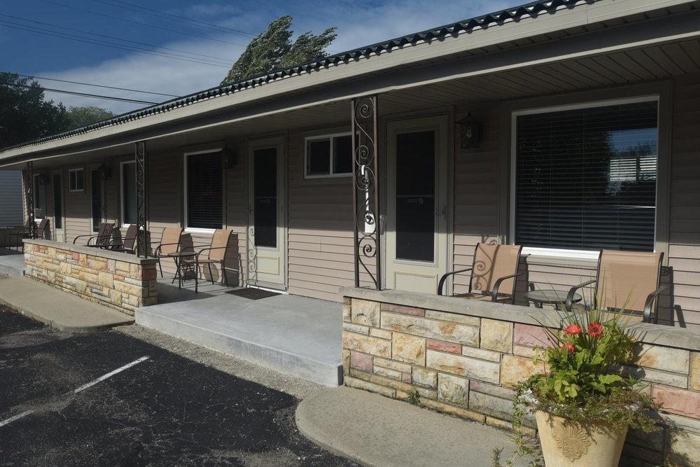 Blue Spruce Motel - Port Austin - Room Number 2 - Exterior.jpeg