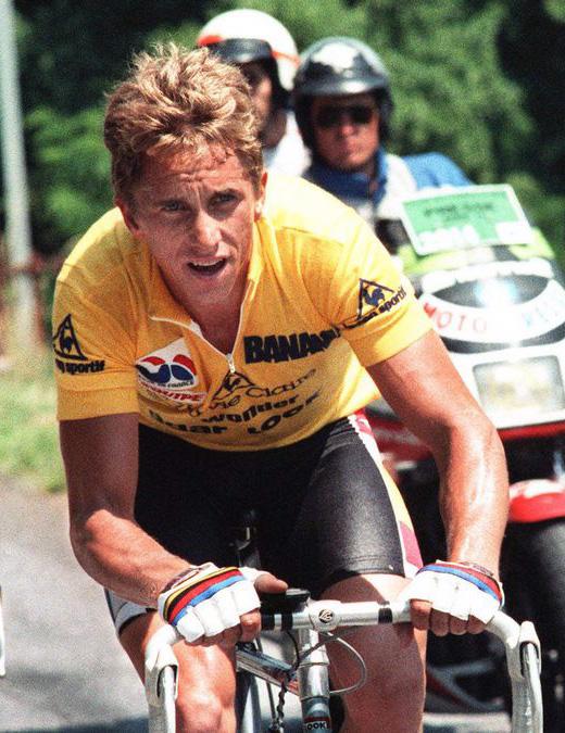 Greg LeMond (1986, 1989, 1990) ©ESPN Films