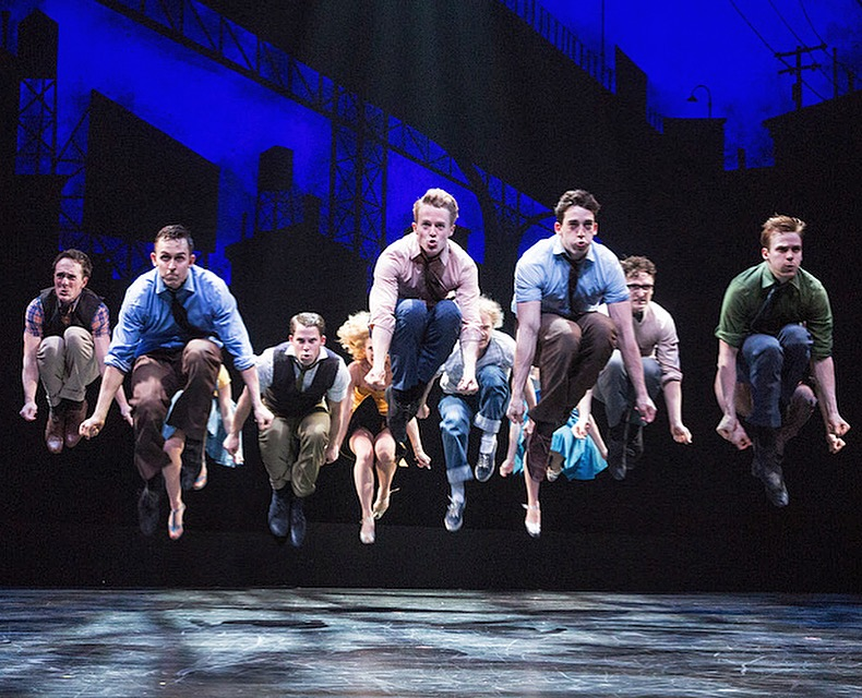 West Side Story, Paper Mill Playhouse