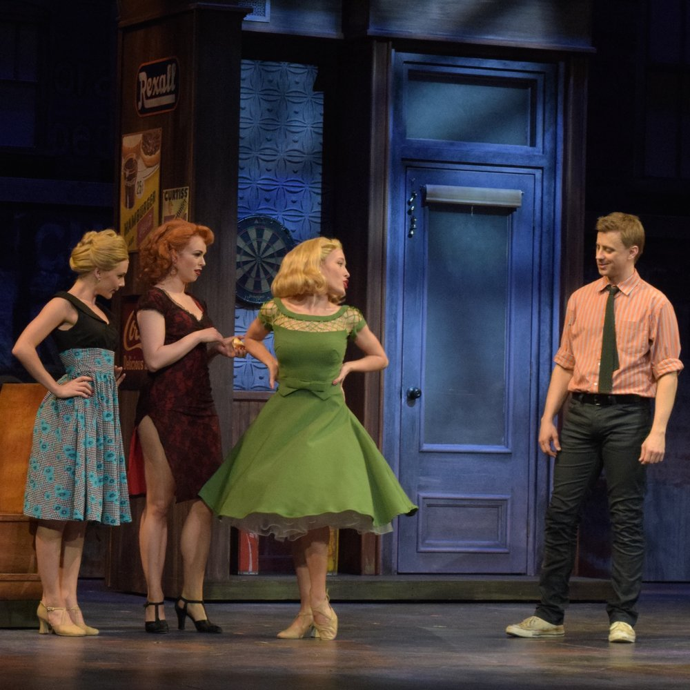 West Side Story, Riverside Theatre