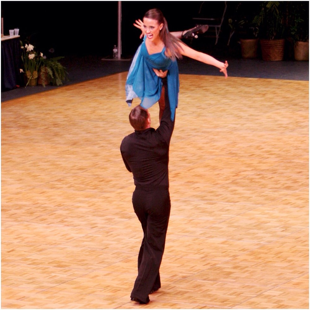 2nd Place Nationals 2010, Ballroom Cabaret