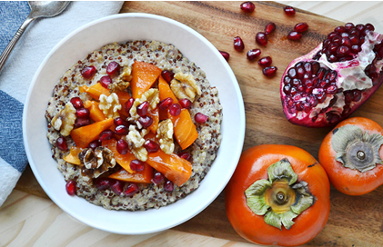 Fruity Quinoa Porridge